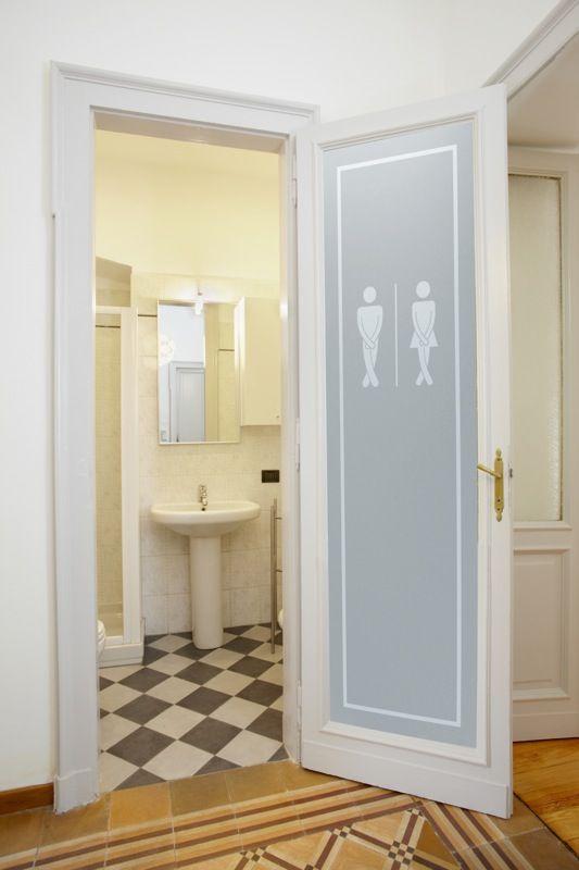 Badezimmer Türen Mit Satiniertem Glas Schiebetüren Innen-Türen - schiebetüren für badezimmer