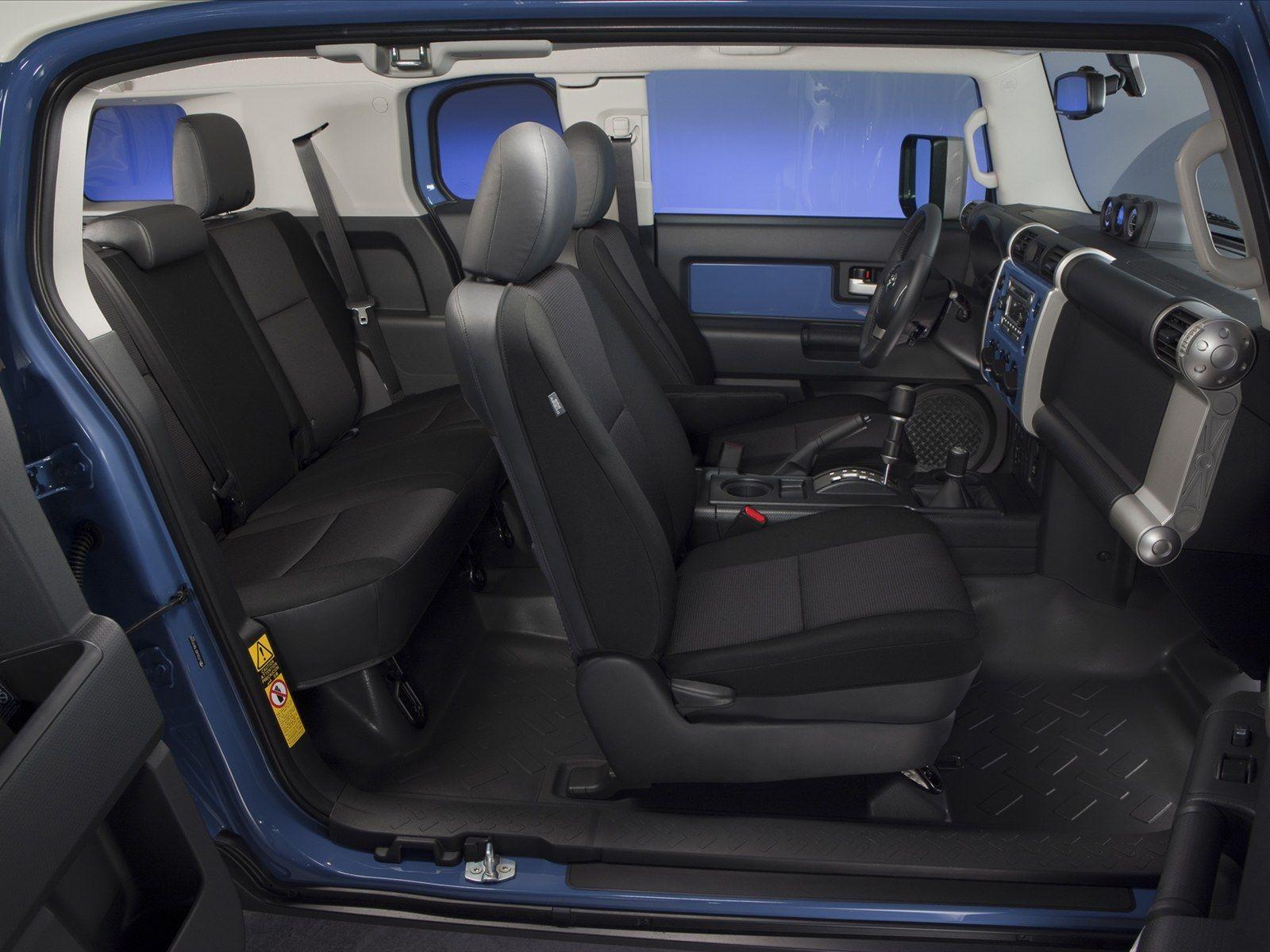 2017 Toyota FJ Cruiser Interior Seat Pictures (1280×800)   Vehicles For  New Adventures   Pinterest   Fj Cruiser Interior, Fj Cruiser And Toyota FJ  ...