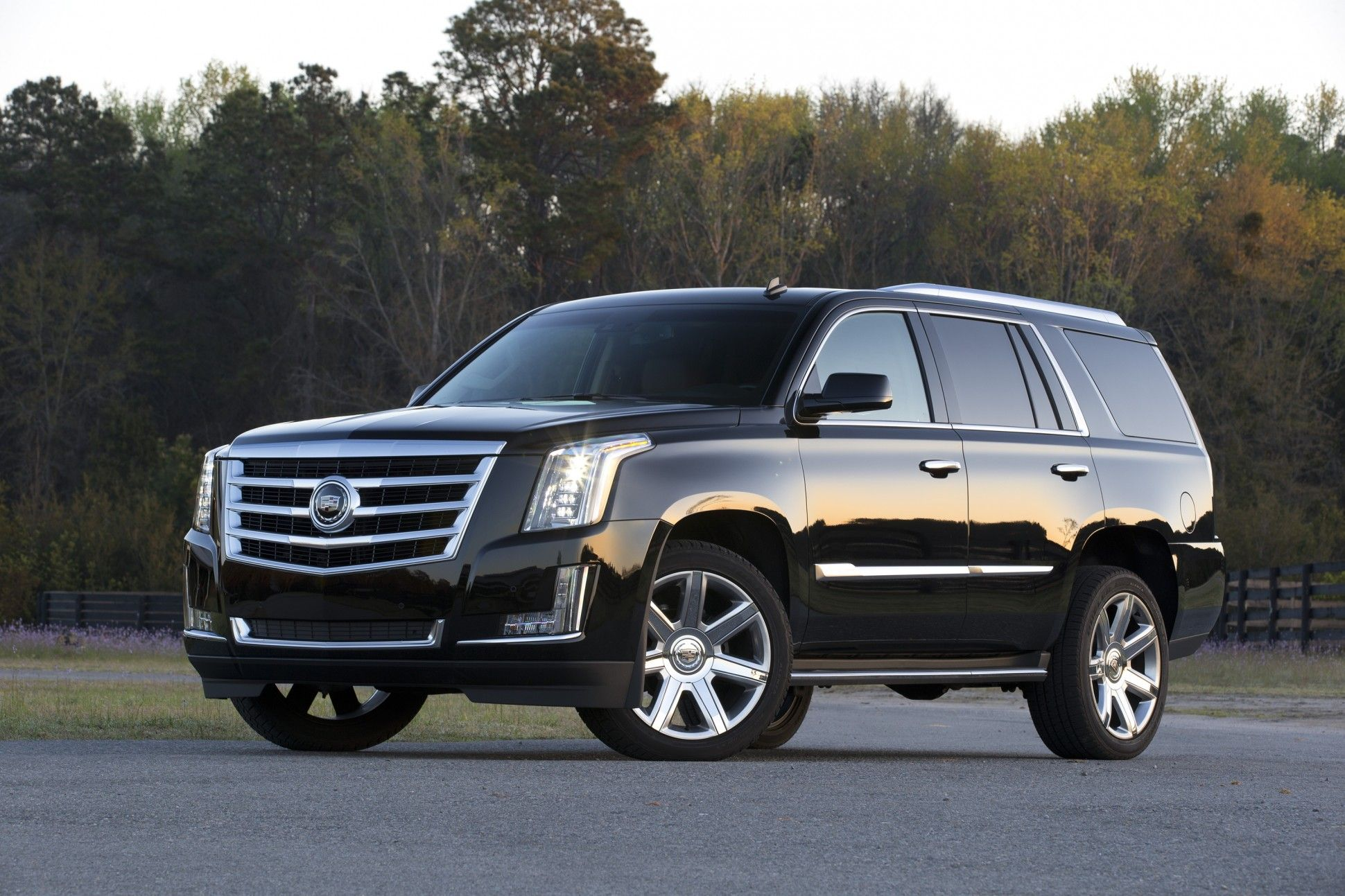 With Hot Escalade Cadillac Loves To Leave Well Enough Alone My