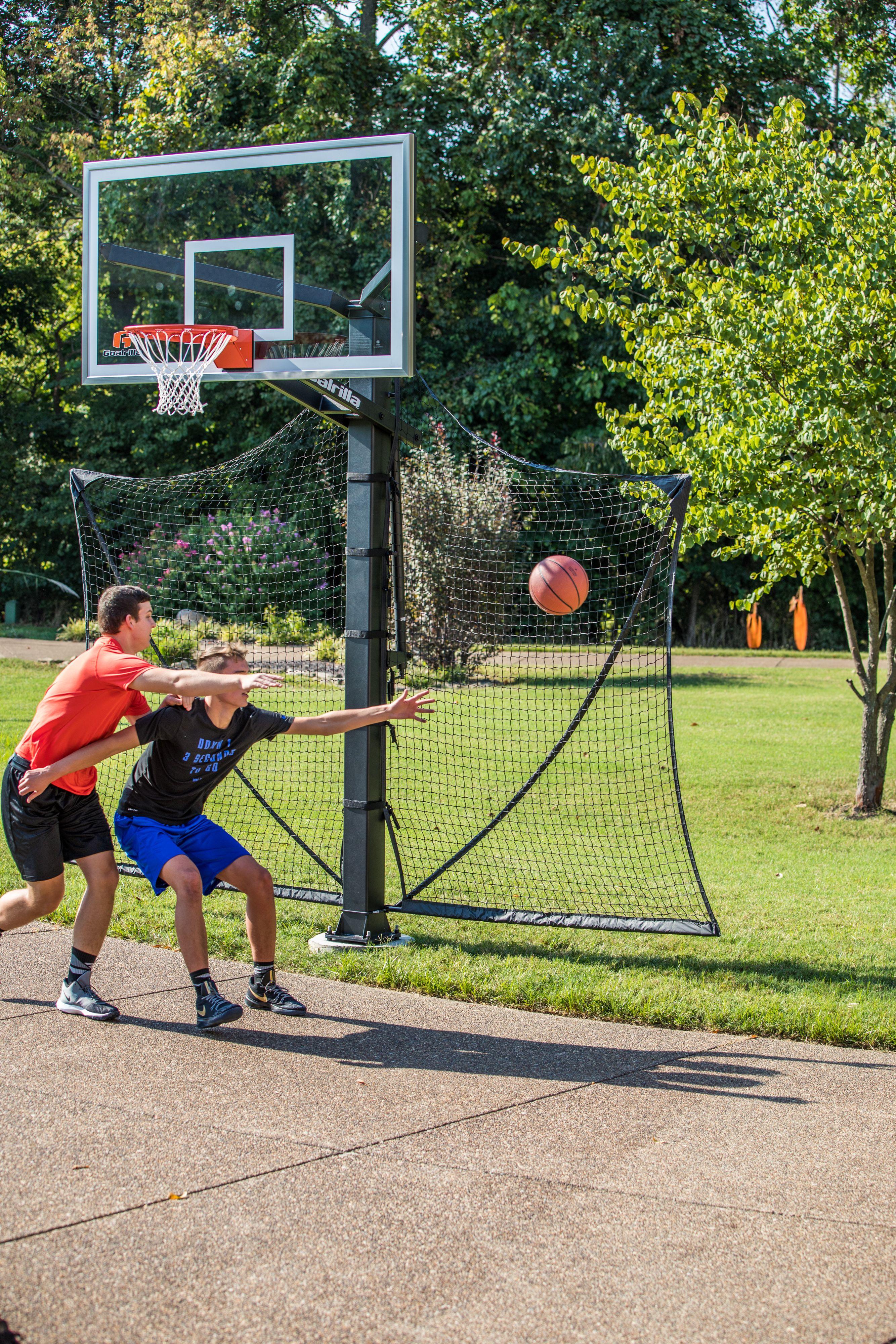 Goalrilla Yard Guard Basketball Accessories Sport Court Yard