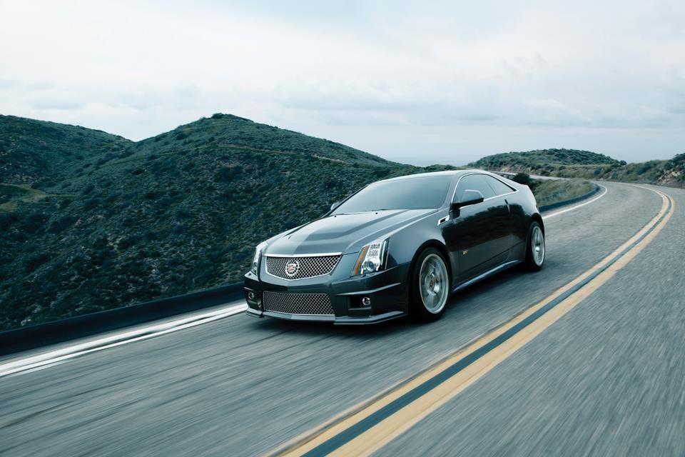 Pin em Cadillac CTS