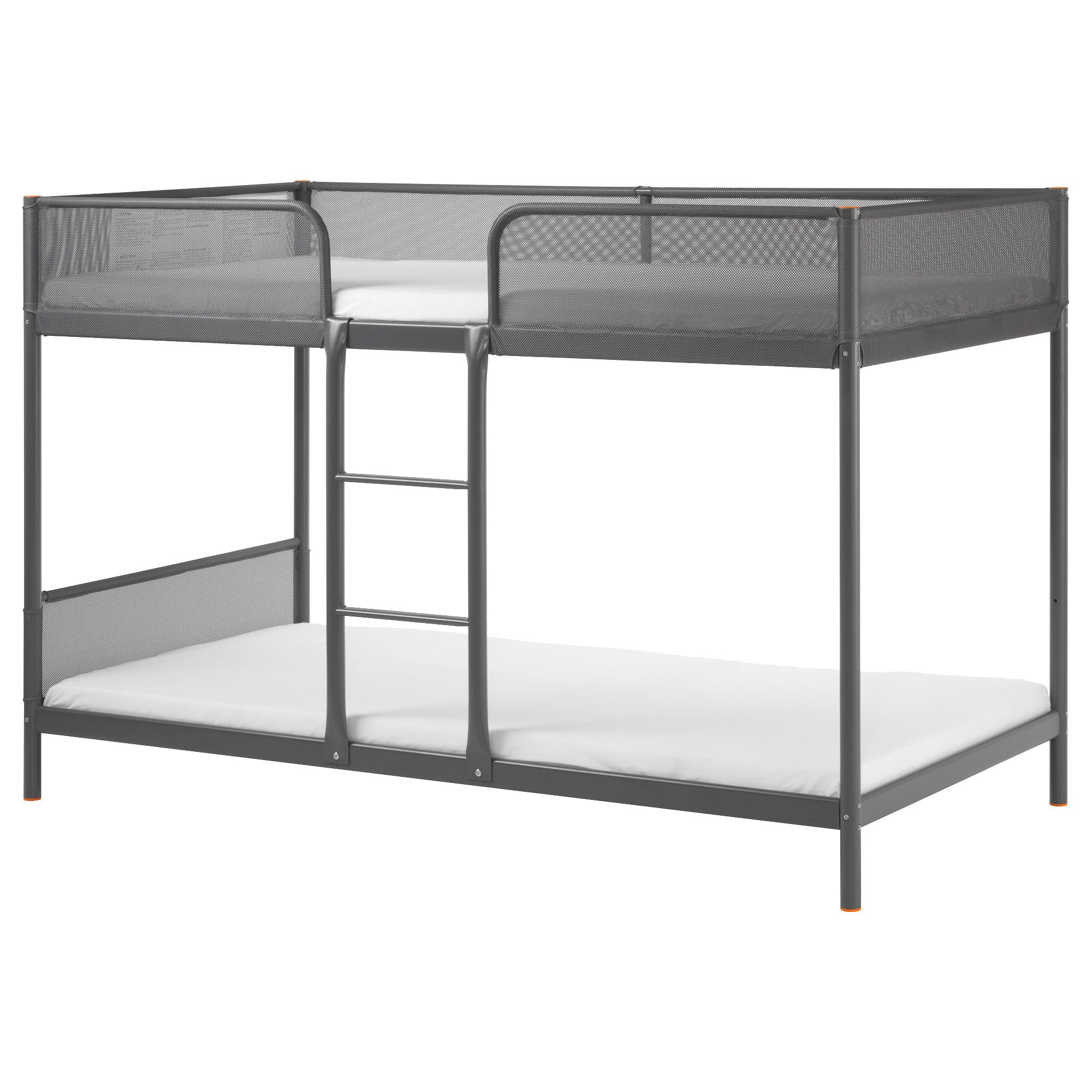 Tuffing Bunk Bed Frame Dark Gray Twin Ikea Bunk Bed Ikea Bed
