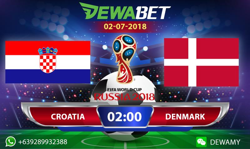 Croatia Vs Denmark Fifa Fifaworldcup Worldcup Worldcup2018 Worldcup18 Dewabet Soccer Football Bet Slot Sportsbook C Fifa World Cup Fifa Sportsbook