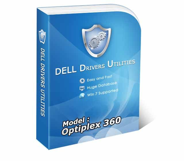 Get official DELL OPTIPLEX 360 Drivers for your Windows