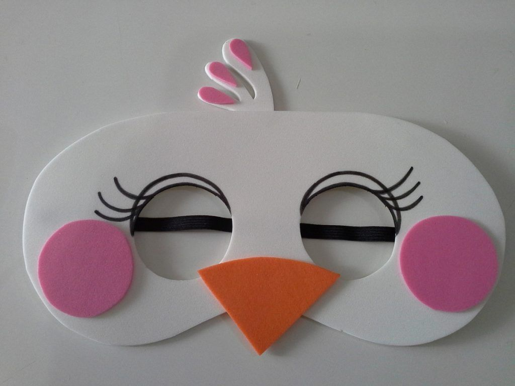 Animal Mask Craft Idea For Kids