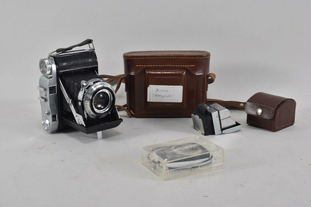 Ebay Sponsored I40m27 Alte Fotokamera Klappkamera Balda Baldax