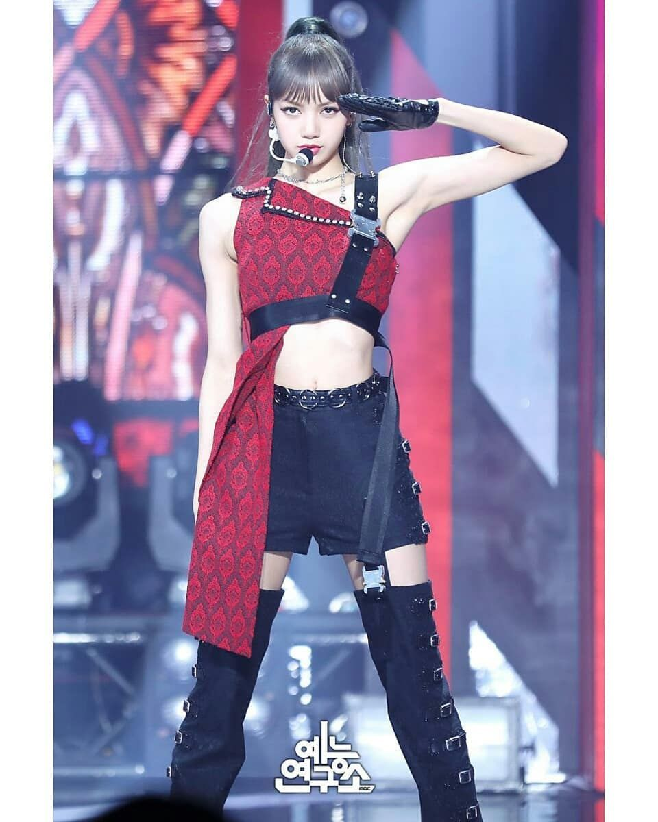 Let S Kill This Love On Instagram Blackpink Fashion Kpop Outfits Blackpink Lisa