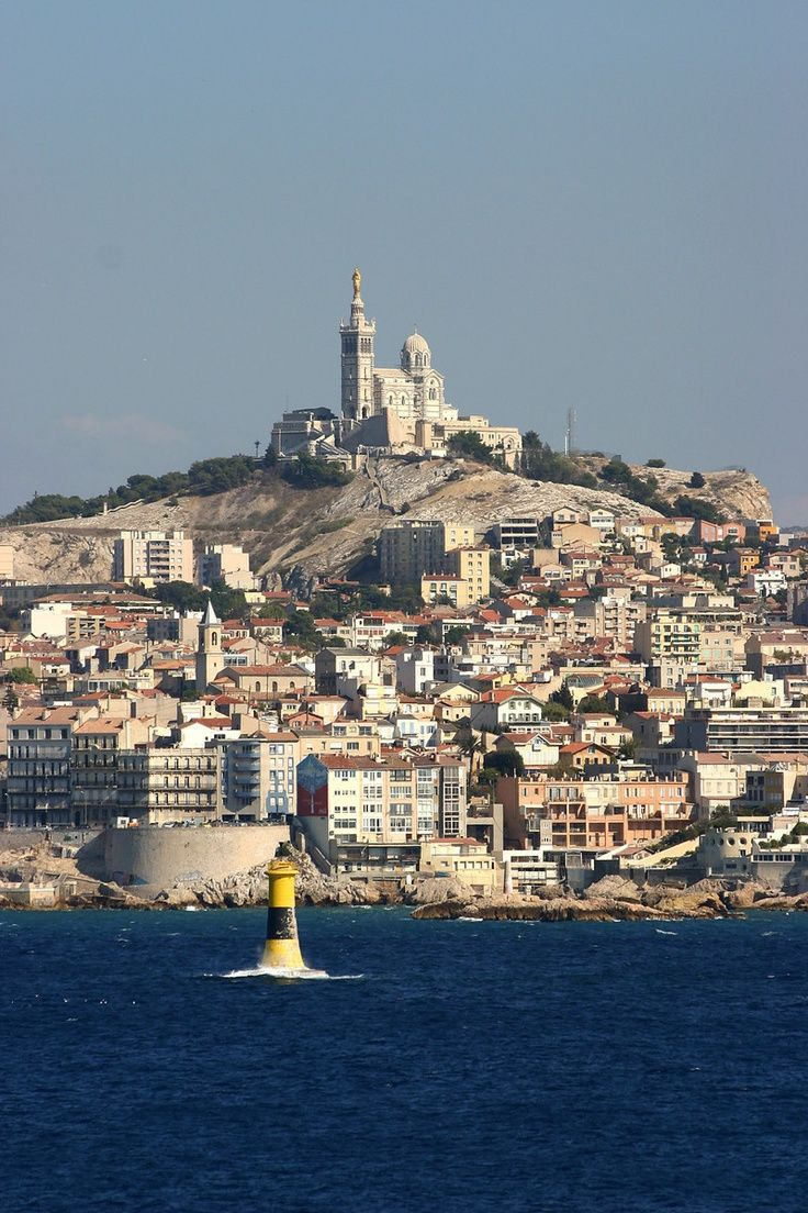 Marseille, south of France    #places #beauty #France