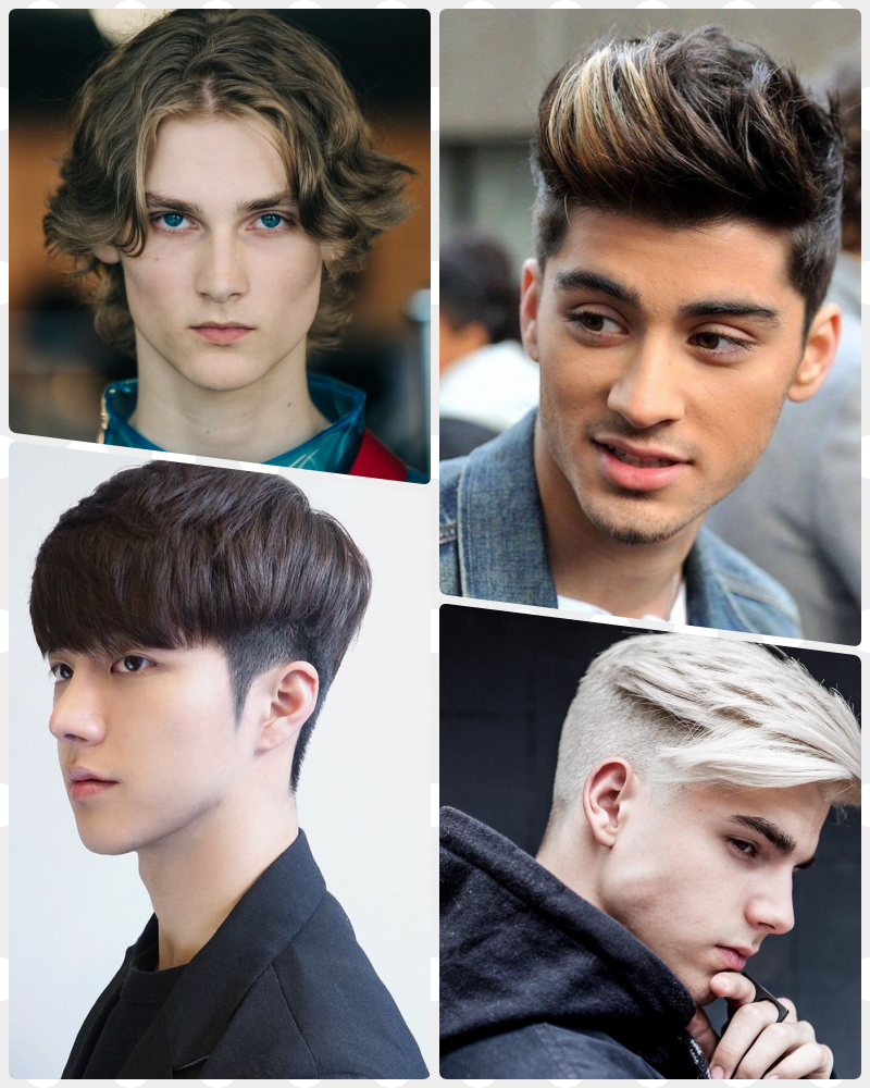 5 Haircut Inspirations You Can Try From Young Men Hairstyles