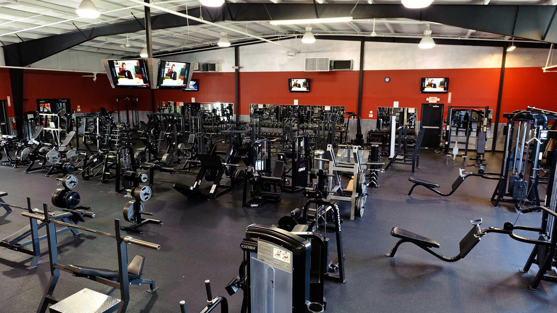 Powerhouse Gym Gym Design Home Decor