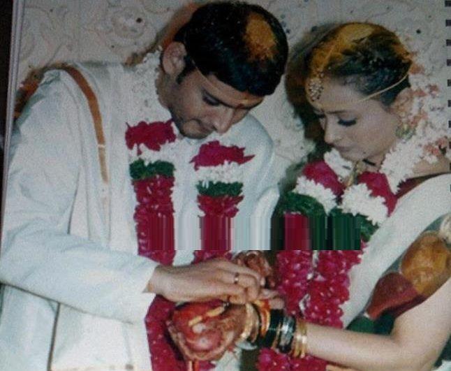 Namratha Weds MaheshBabu | Indian Celebrity wedding ...