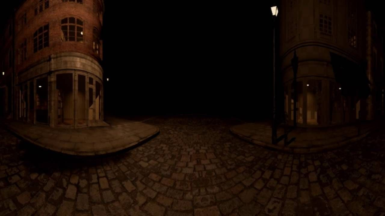 Jack The Ripper - London 1888 The Ripper's Hall - VR Environment Experie...