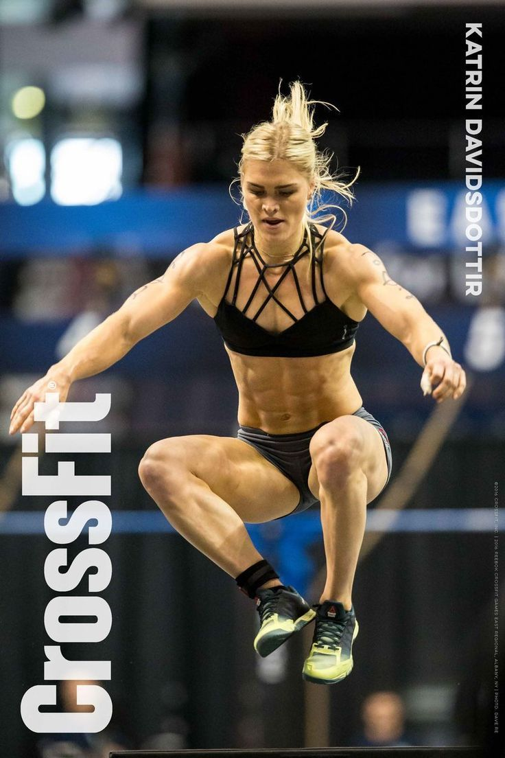 370b3ae3113 The CrossFit Games ( CrossFitGames)