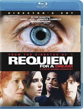 Requiem For A Dream (blu Ray) (ws-eng-eng Sub-span Sub-ur) - Trivoshop
