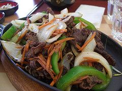 Garlic Beef Bulgogi - Cooking By Fire Alarm