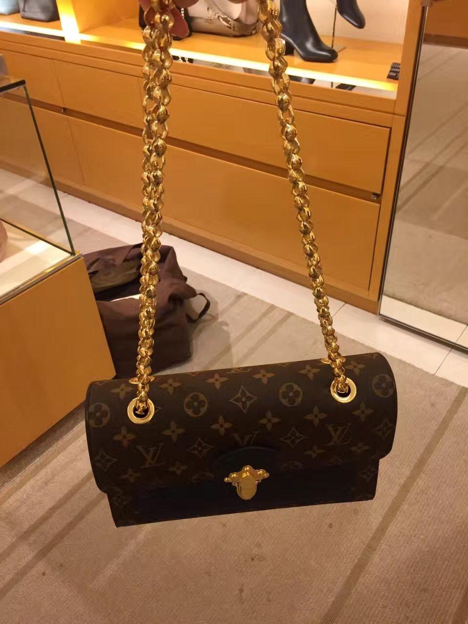 6b8f7cf595c0 Louis Vuitton Victoire Shoulder Bag M44038 9AH  louisvuittonVictoire   victoire