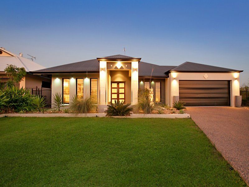 House facade ideas exterior house design and colours for Home design ideas australia