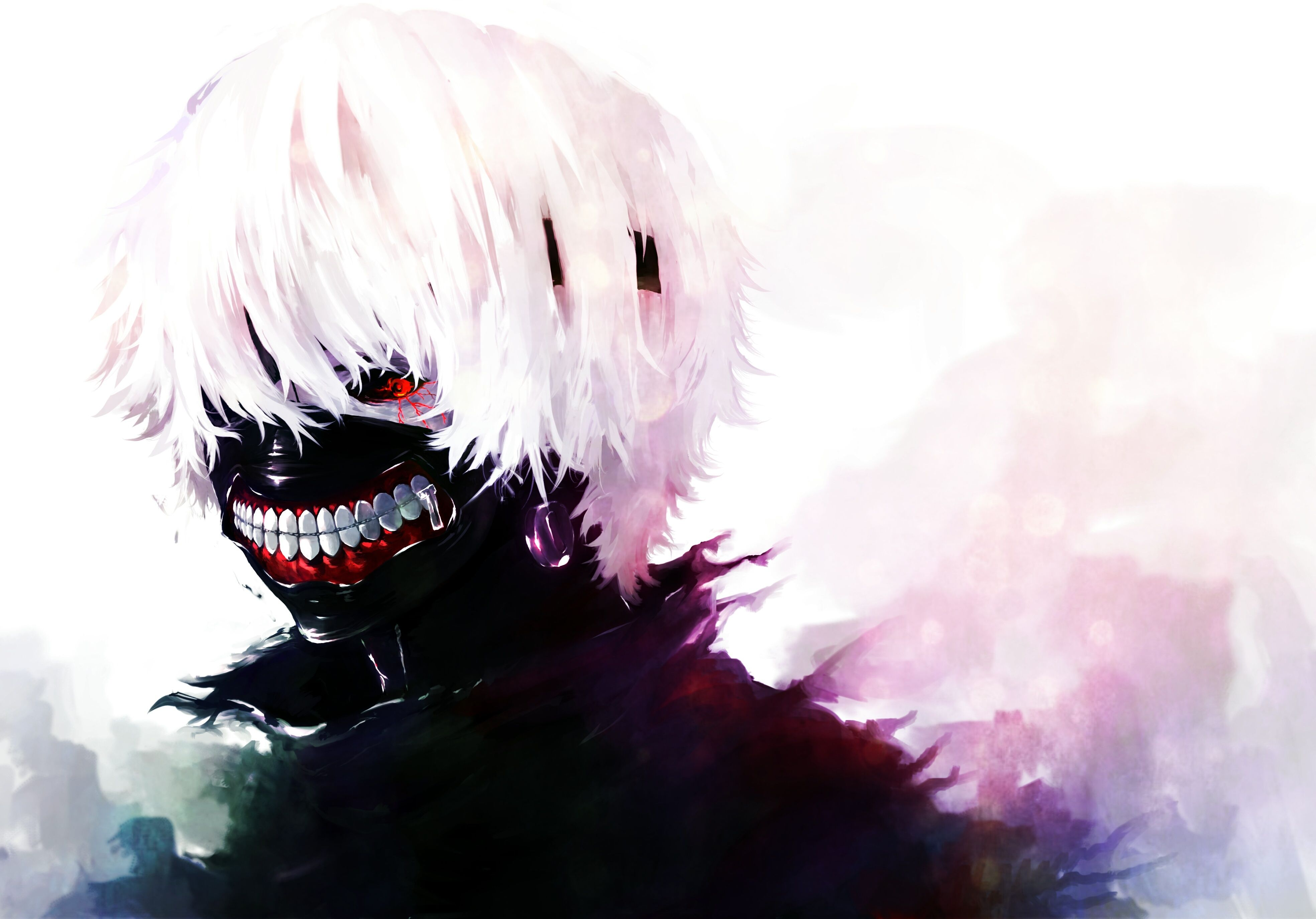 View, Download, Rate, and Comment on this Tokyo Ghoul Art