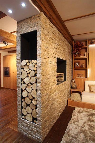 Ivo fontana arredamenti parete divisoria home ideas - Parete divisoria in legno per interni ...