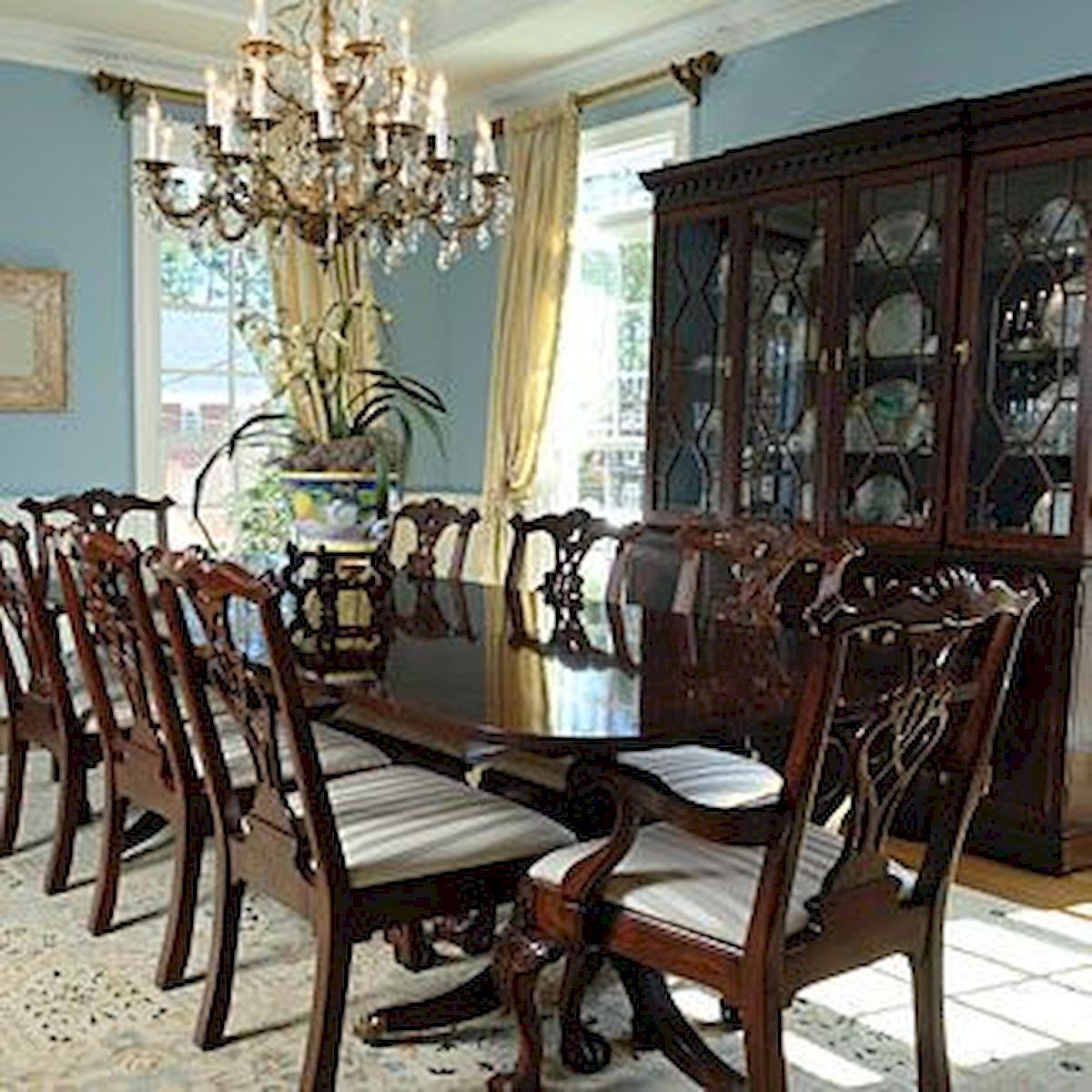 23 Elegant Traditional Dining Room Design Ideas: 160+ Awesome Formal Design Ideas For Your Dining Room