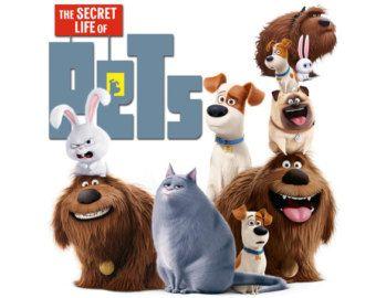 Pin De Luna Em Vida Secreta Dos Animais Filme Pets Vida Secreta