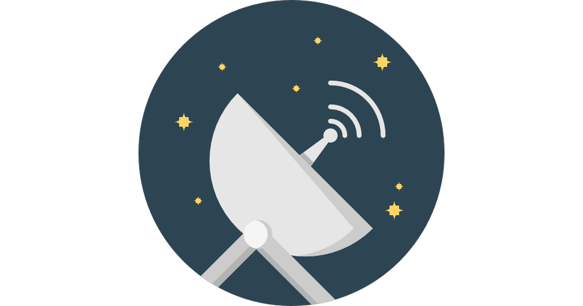 Satellite Dish Free Vector Icons Designed By Pixel Perfect Vector Icon Design Icon Design Satellite Dish