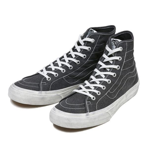 a4125095a8 VANS SK8-HI DECON VN-018HH1V 15FA(WASHED)BLACK  abc-martnet 5404520001015   -  39.99   Vans Shop