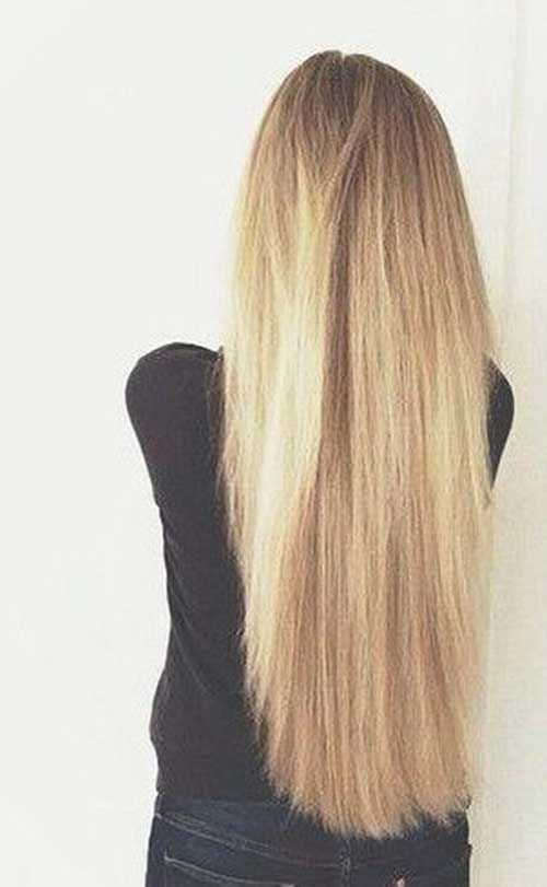 20+ Long Layered Straight Hairstyles | Hair | Hair, Long straight ...