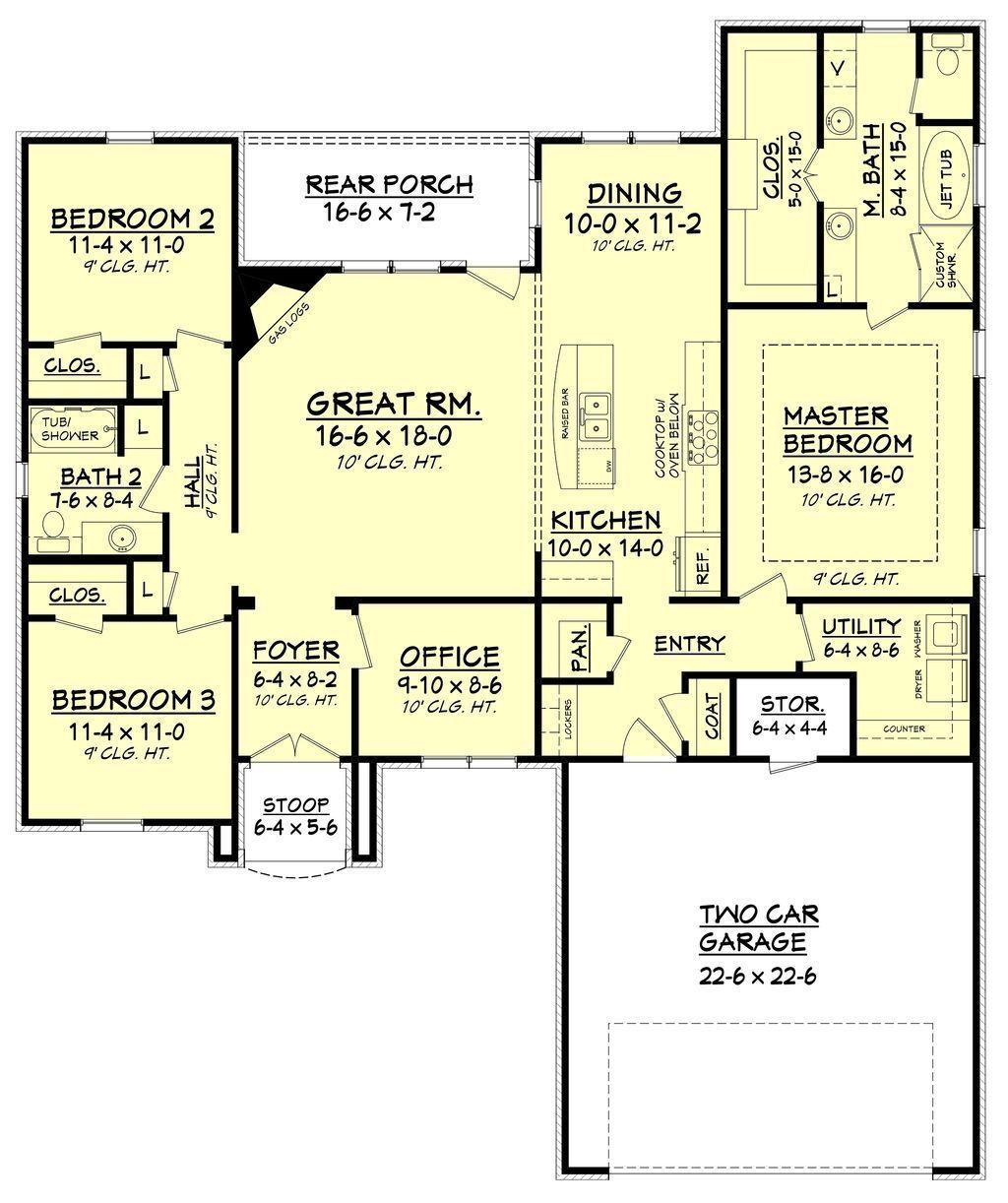 Best 25+ Barndominium Floor Plans With Various Type, Size ...