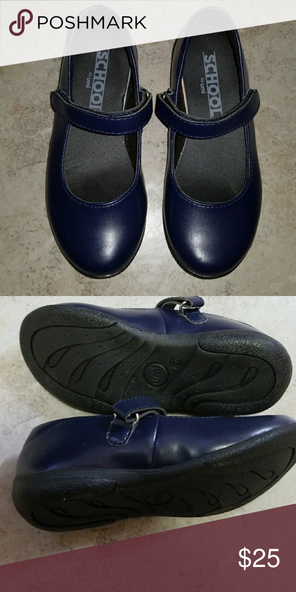 Toddler shoes, Navy blue shoes