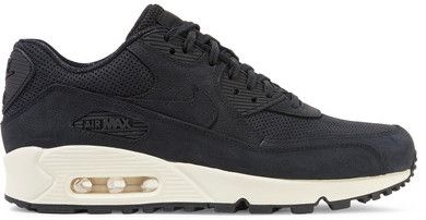 nike air max 1 black leather