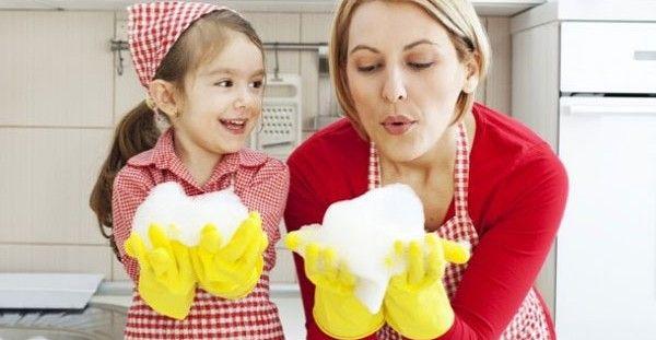 Kαθαρίζετε το σπίτι με χλωρίνη; Δείτε τι μπορεί να πάθει το παιδί - http://biologikaorganikaproionta.com/health/198763/