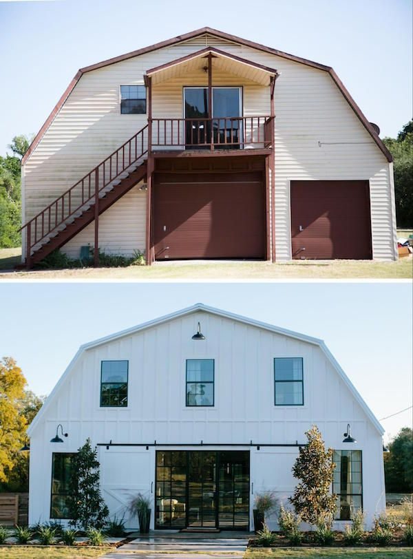 You Can Now Rent The Fixer Upper Bardominium House Exterior Barn New Homes