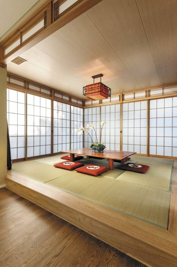 35 Japanese Decor Bring You Peace And Harmony Page 6 Of 35 Vimdecor Japanese Interior Design Japanese Living Rooms Japanese Style House
