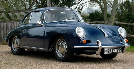 Porsche 356 rhd for sale