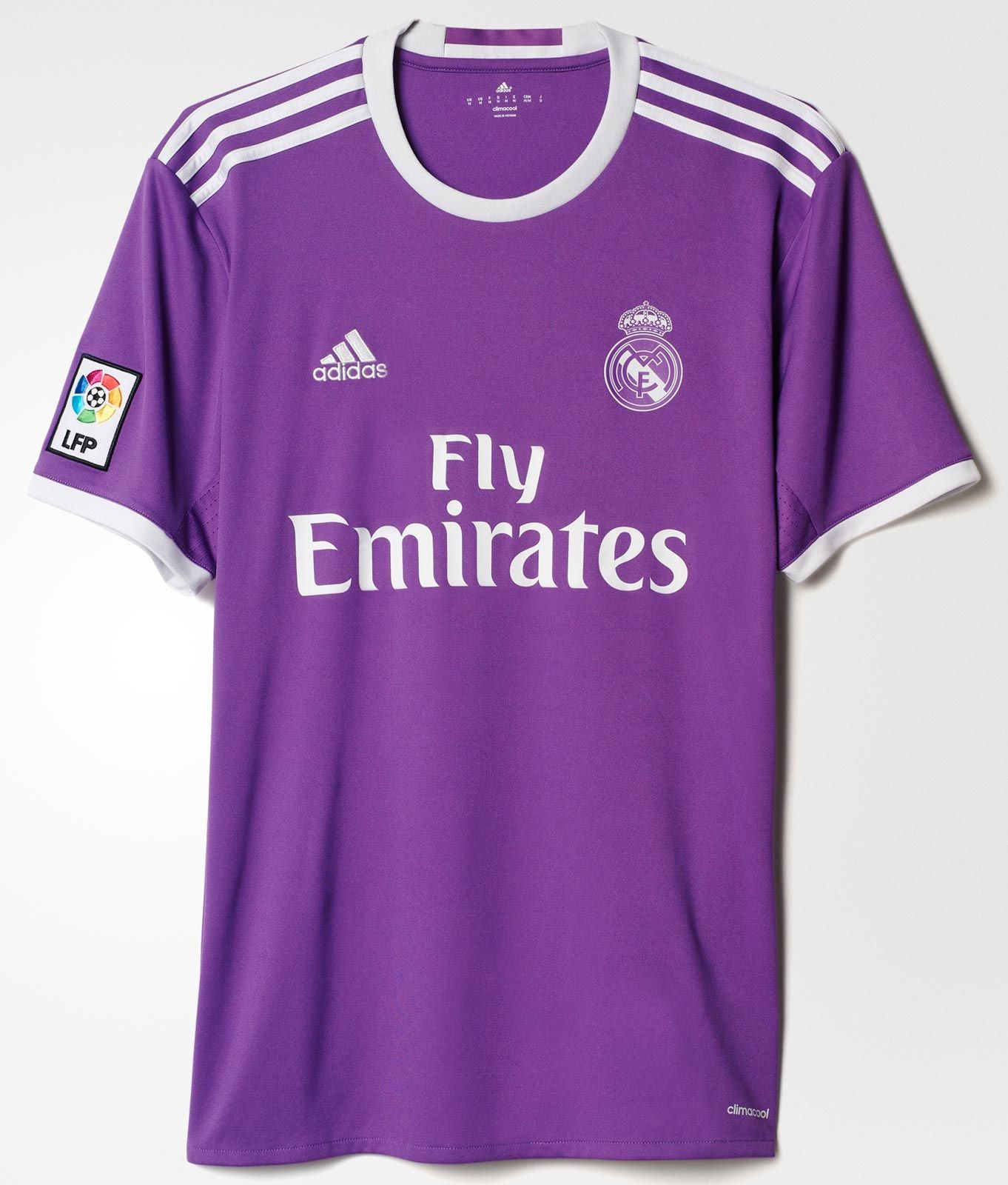 Real Madrid 16 17 Away Released Real Madrid Football Jersey Shirt Real Madrid Official
