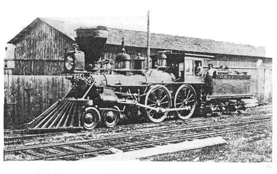 1000  images about (1840-1860) Antebellum America: Trains on ...