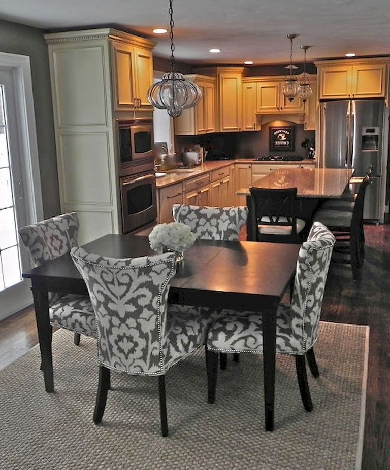 86 Awesome Small Kitchen Remodel Ideas Dining Room Combo Living Room Dining Room Combo Dining Room Small