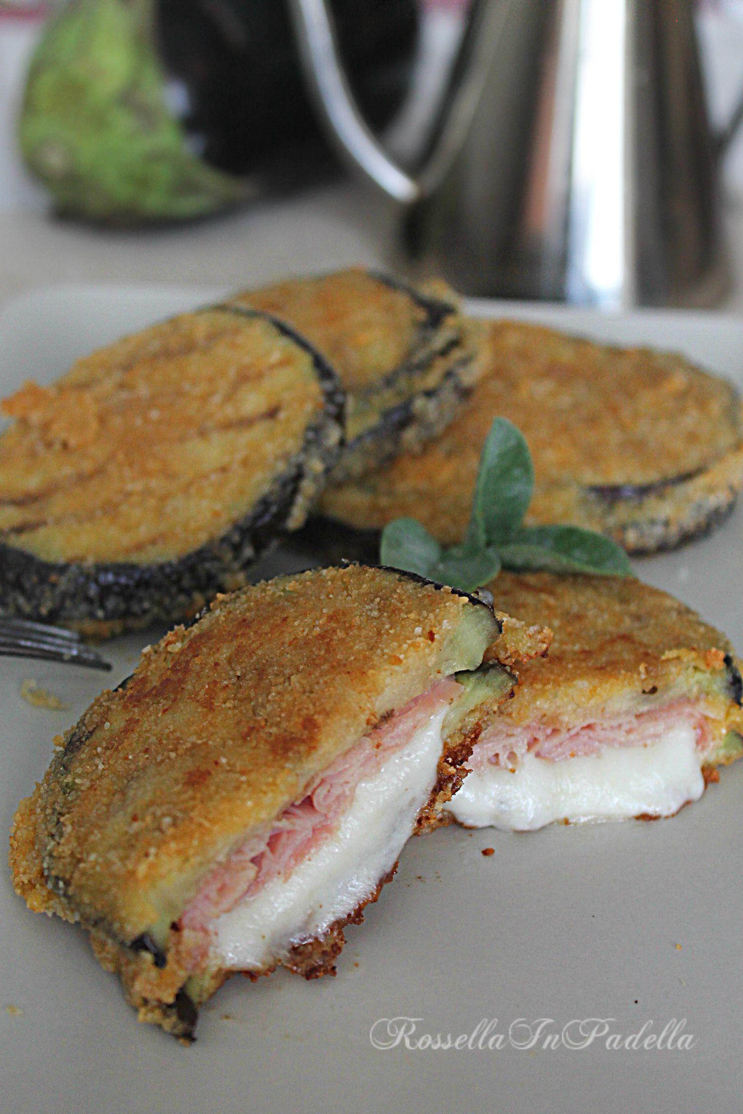 Cotolette di melanzane ricetta al forno