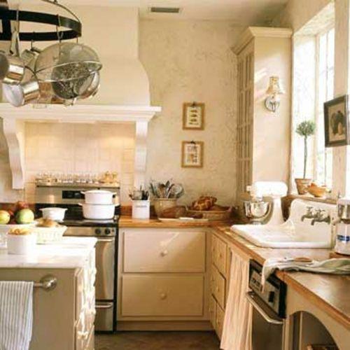 Bekannt altmodische küchen klassische motive elemente | Vintage Home JZ75