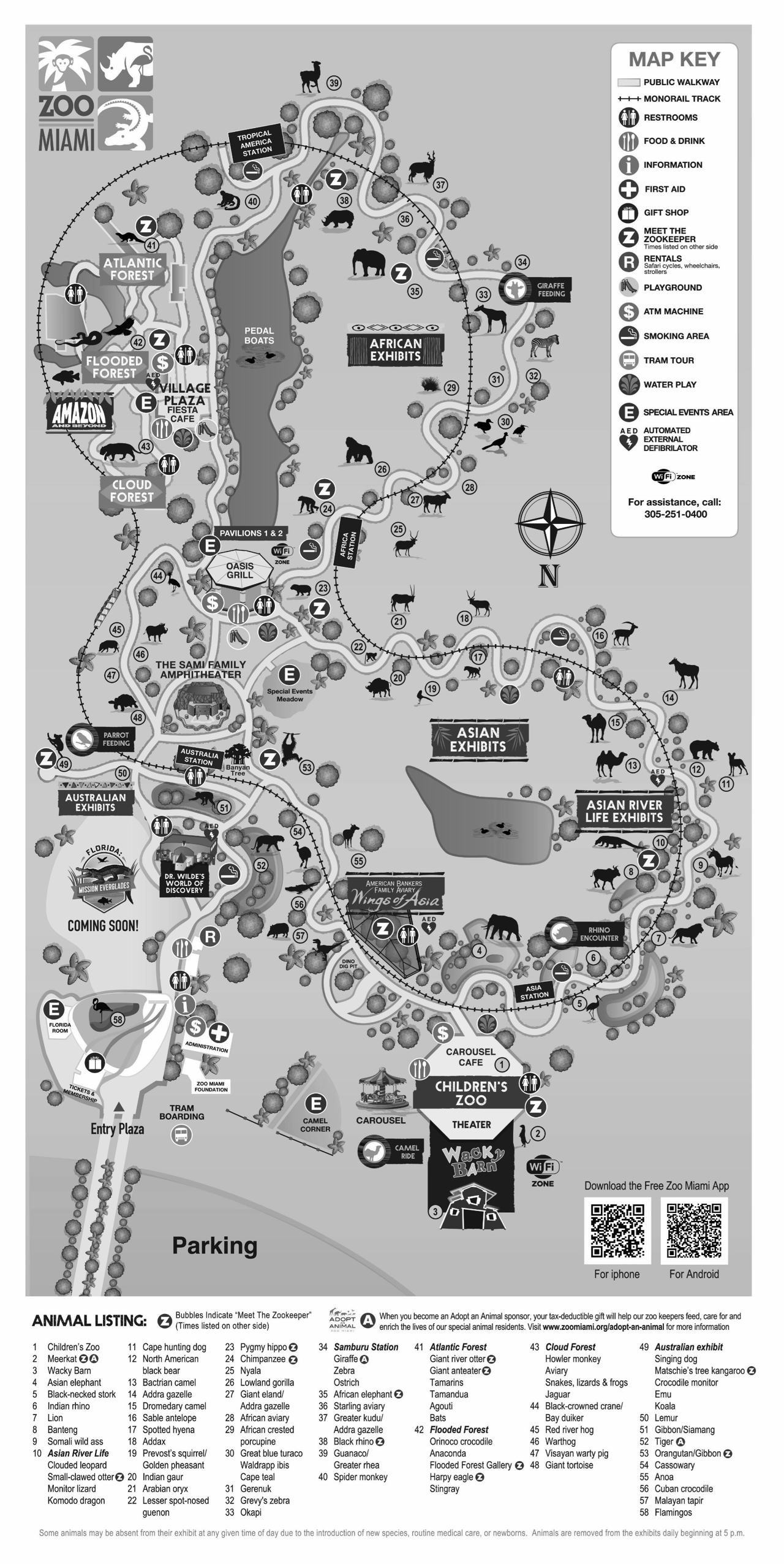 Wondering Where All The Pokestops And Gyms Are At Zoo Miami This Map Might Help Bring It Along This Weekend July 23 24 For Anot Pokemon Go Pokemon Pokestop