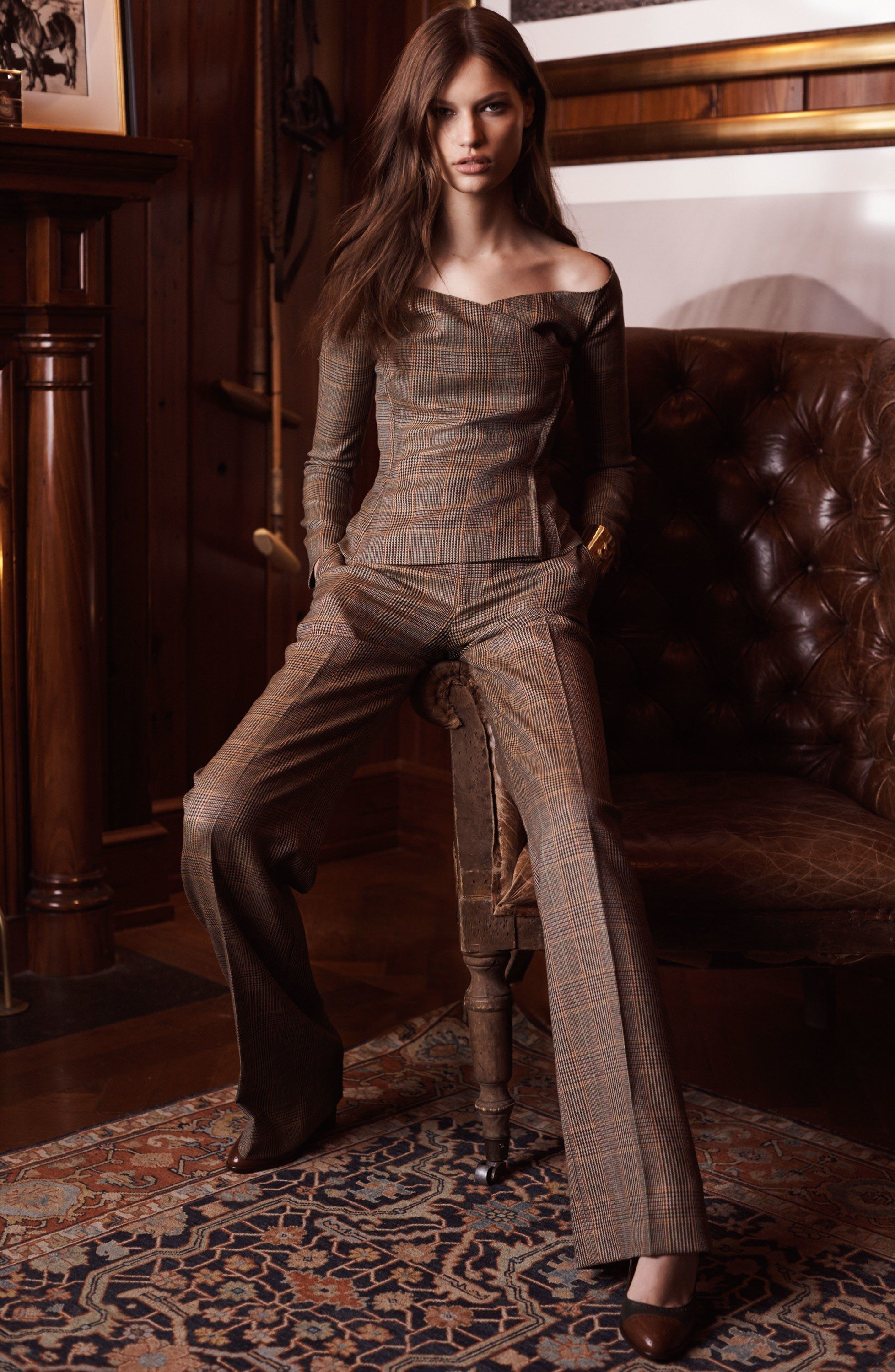 Victoria Andrianova: fashion is out of time