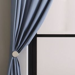 Window Treatments Curtain Poles And Tie Backs Contemporary