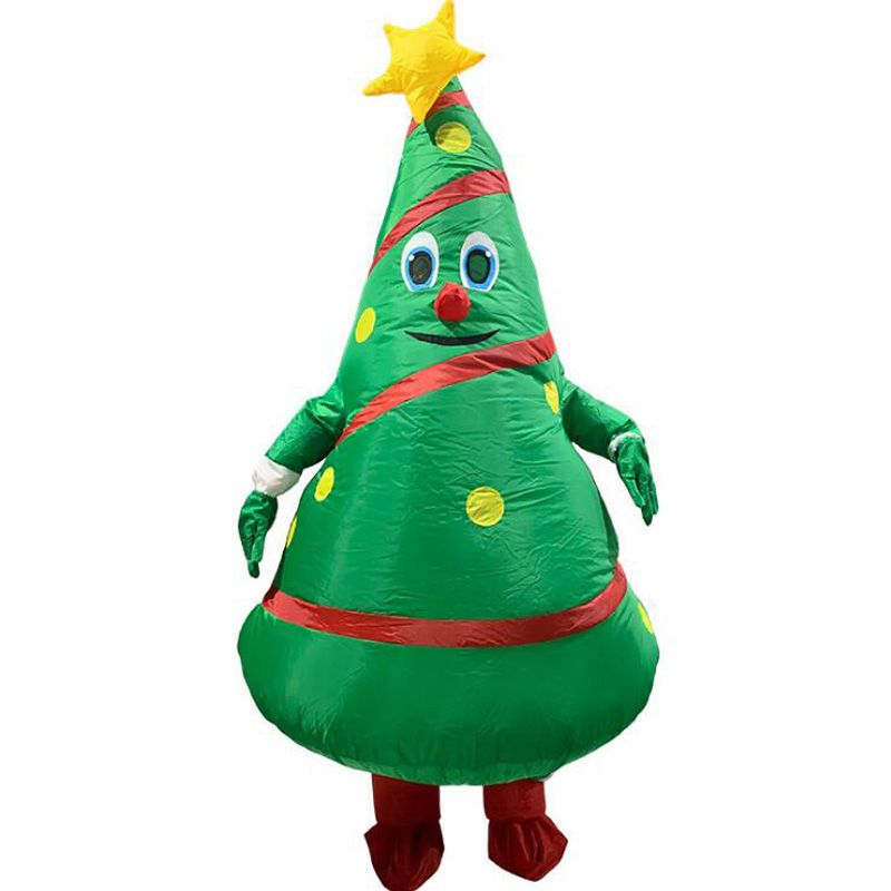 Best Christmas Gifts Walking Inflatable Christmas Tree Christmas Tree Costume Tree Costume Inflatable Christmas Tree