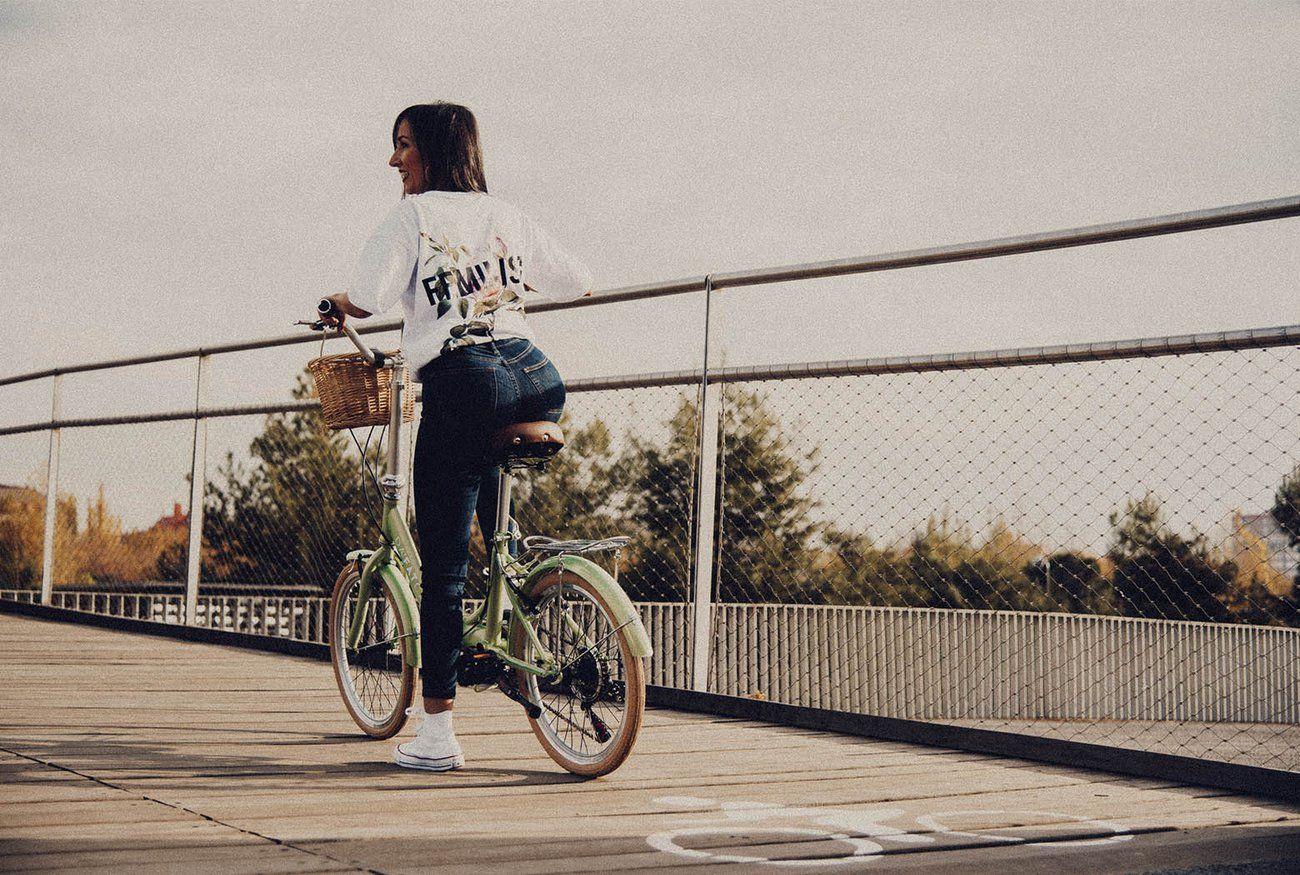 Da Fatcat Modelo Dorothy Bicicletaplegable Para La Ciudad