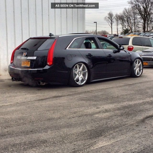 Cadillac Cts V Wagon For Sale: 2011 Cadillac Cts Performance Wagon 4