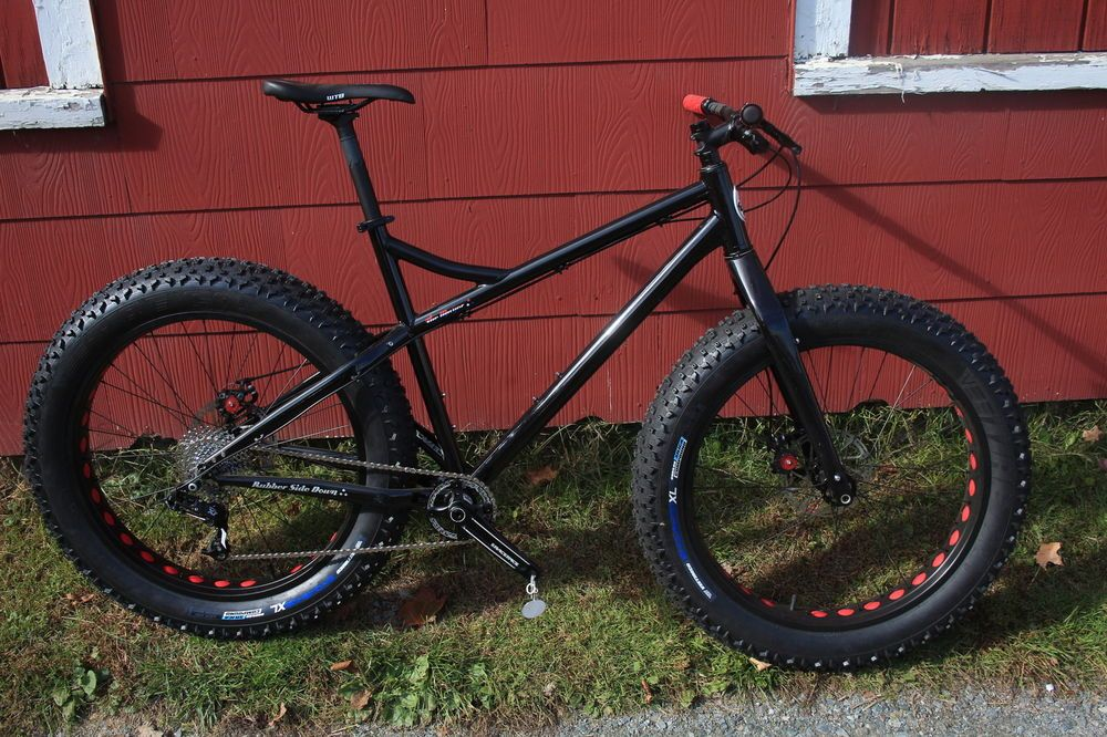 Rsd The Mayor Fat Tire Specialized Mountain Bike Xl Complete