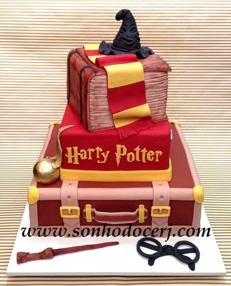Harry Potter Cake Ideas Harry Potter Cake Designs Harry Potter Birthday Cakes Harry Potter Wedding Cakes Quidditch Cake Hogwarts Cake Sorting