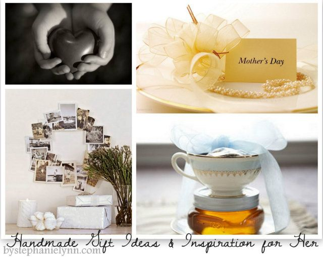 35 Quick Easy And Inexpensive Homemade Handmade Gifts For Her Mother S Day Ideas Inspiration