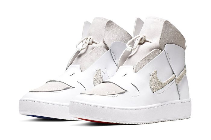 Nike's Vandalized LX is a Deconstructed Showstopper